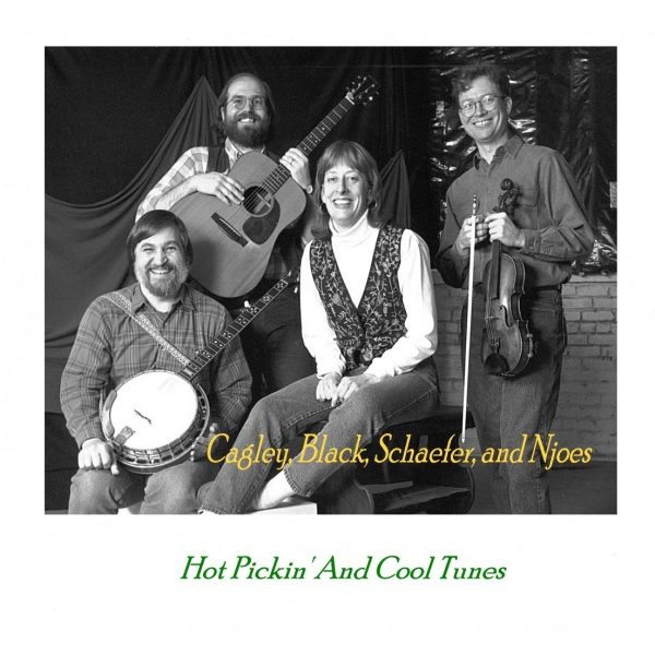 CBSN Hot Pickin' and Cool Tunes Cover Art